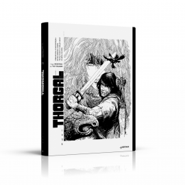 THORGAL - edycja czarno biała - Tom I  - PRZEDSPRZEDAŻ !!!