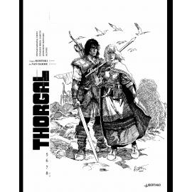 THORGAL - edycja czarno biała - Tom II  -  !!!  (Grzegorz Rosinski)