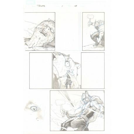 Thor Gromowładny - 1 - Bogobójca