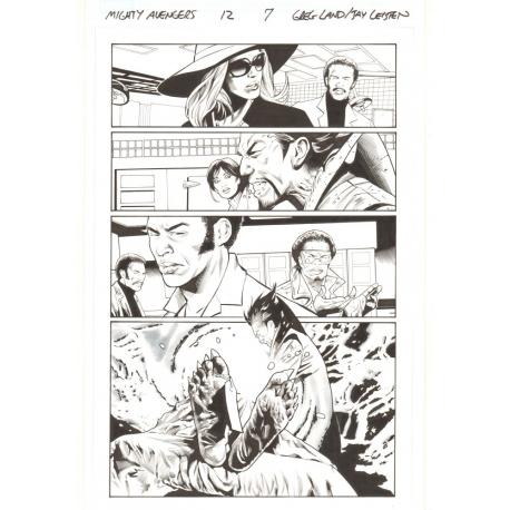 Mighty Avengers    12  str 7