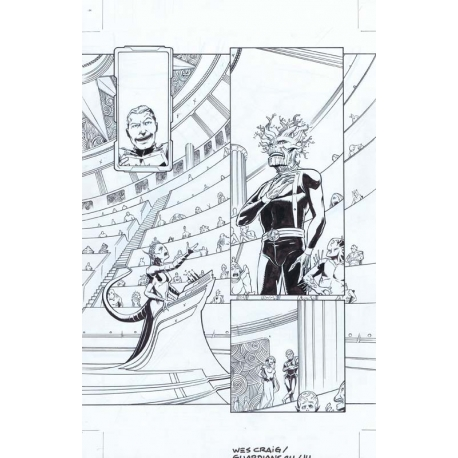 Strażnicy Galaktyki ,  24 str 14