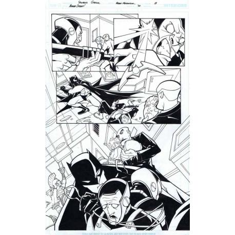 Batman Strikes  ,   30 str 13