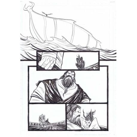 Dark Ark ,   1  str 4