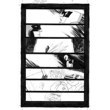 All-Star Batman 01 Mój największy wróg   I
