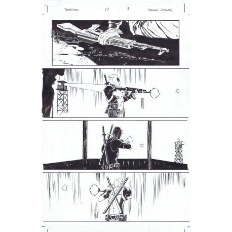 Deadpool - 3 - Dobry, zły i brzydki   III
