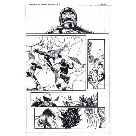 Avengers vs Atlas,   1 str 19