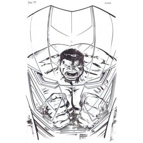 OKŁADKA  Hulk ,   39
