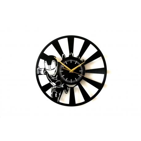 IRON MAN 2  - Zegar ścienny