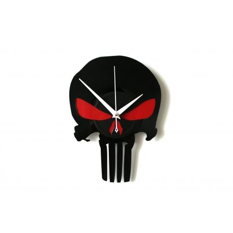 PUNISHER  - Zegar ścienny