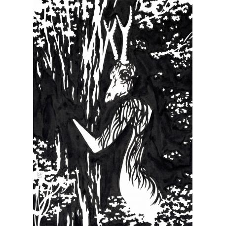 Adam Święcki - Przebudzone legendy. Leśne licho
