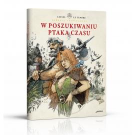 W poszukiwaniu ptaka czasu - wydanie kolekcjonerskie  !!!