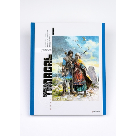 Thorgal FR - ÉDITION INTÉGRALE EXCLUSIVES - Tom II ,  Tomes 5-8
