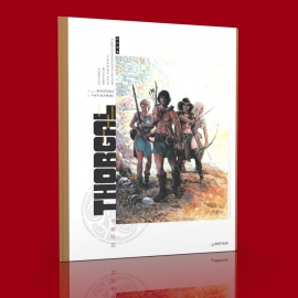 Thorgal FR - ÉDITION INTÉGRALE EXCLUSIVES - Tom III ,  Tomes 9-12